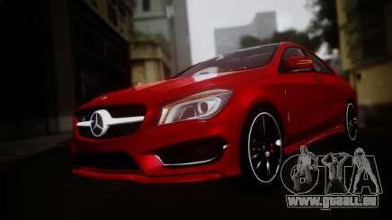 Mercedes-Benz CLA 250 2014 pour GTA San Andreas