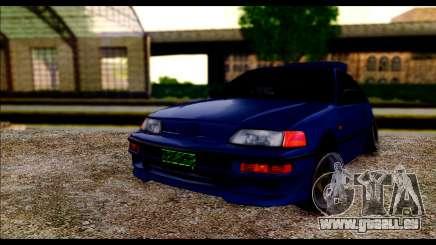Honda CRX pour GTA San Andreas