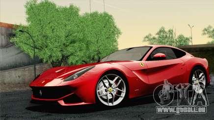 Ferrari F12 Berlinetta 2013 pour GTA San Andreas