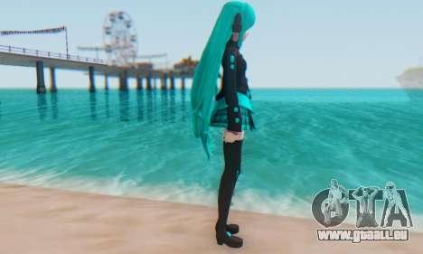Miku Hatsune MMD für GTA San Andreas dritten Screenshot
