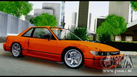 Nissan Silvia S13 Missile pour GTA San Andreas