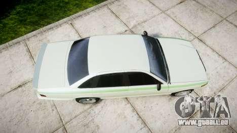 GTA V Vapid Stanier v3.0 pour GTA 4 est un droit