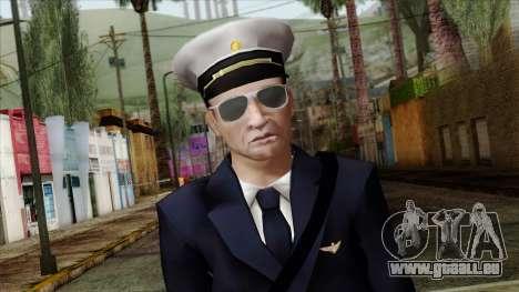 GTA 4 Skin 91 pour GTA San Andreas troisième écran