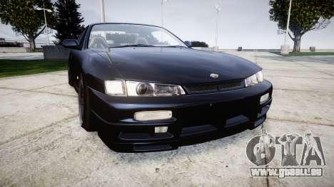 Nissan Silvia S14 Kouki Hellaflush pour GTA 4