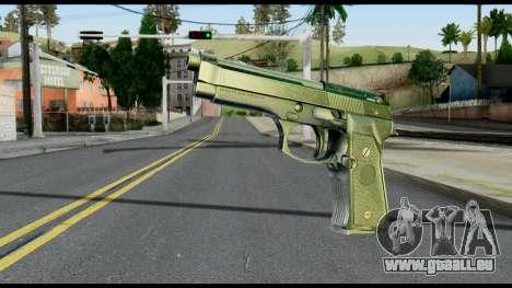 Beretta from Max Payne pour GTA San Andreas