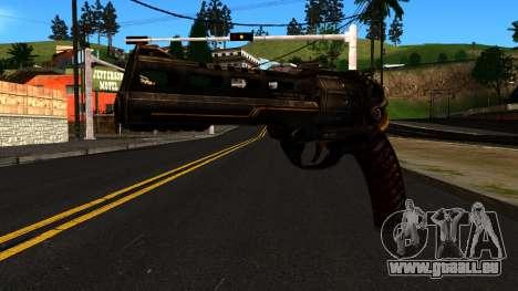 Pistol from Shadow Warrior für GTA San Andreas