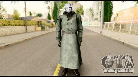 Resident Evil Skin 12 pour GTA San Andreas