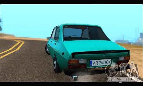 Dacia 1310 DOX für GTA San Andreas zurück linke Ansicht