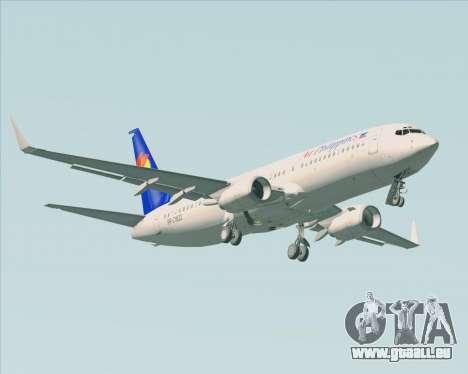 Boeing 737-800 Air Philippines für GTA San Andreas Motor