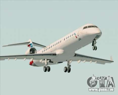 Bombardier CRJ700 American Eagle Airlines pour GTA San Andreas moteur