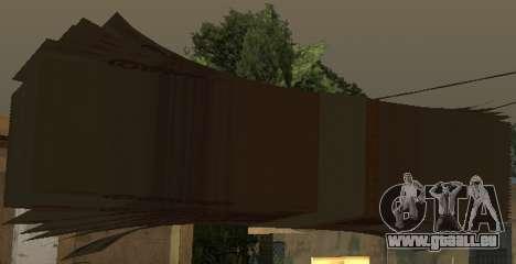 5000 roubles pour GTA San Andreas cinquième écran