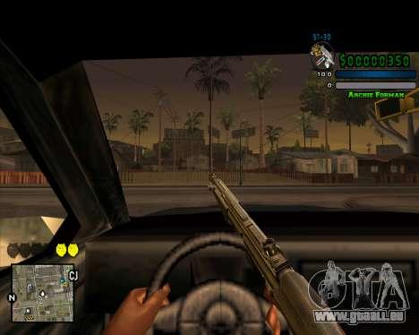 C-HUD Excellent für GTA San Andreas her Screenshot