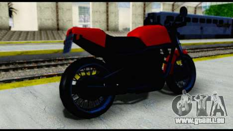 Streetfighter from Vice City Stories für GTA San Andreas linke Ansicht