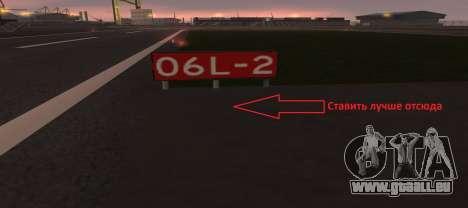 Landkreuzer P. 1500 Monster for GTA San Andreas pour GTA San Andreas quatrième écran