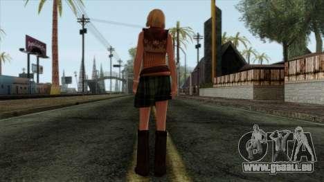 Resident Evil Skin 1 für GTA San Andreas zweiten Screenshot