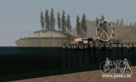 ENBSeries v6 By phpa pour GTA San Andreas septième écran