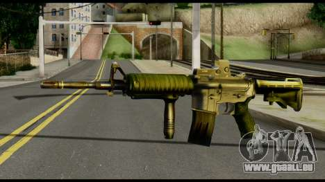 SOPMOD from Metal Gear Solid pour GTA San Andreas