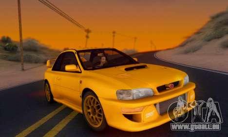 Subaru Impreza 22B STI (KATIL) für GTA San Andreas