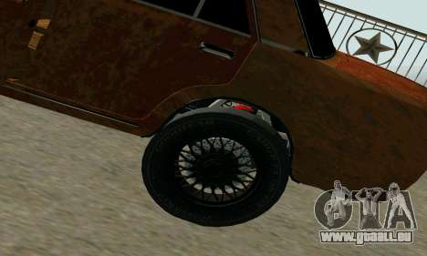 VAZ 2101 Ratlook v2 für GTA San Andreas rechten Ansicht