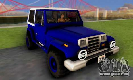 Messa Off-Road Styling pack v1 für GTA San Andreas