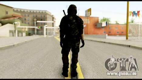 Sniper from Battlefield 4 für GTA San Andreas zweiten Screenshot
