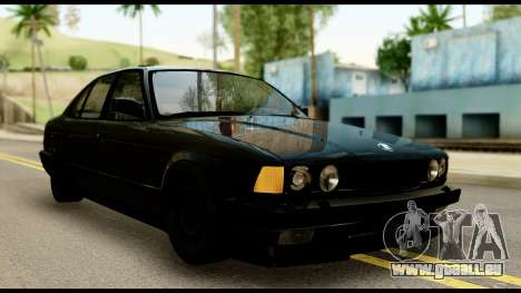 BMW E32 für GTA San Andreas