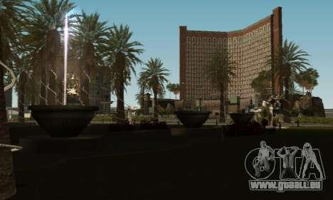 ENBSeries v6 By phpa pour GTA San Andreas troisième écran