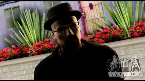 Heisenberg from Breaking Bad v2 für GTA San Andreas dritten Screenshot