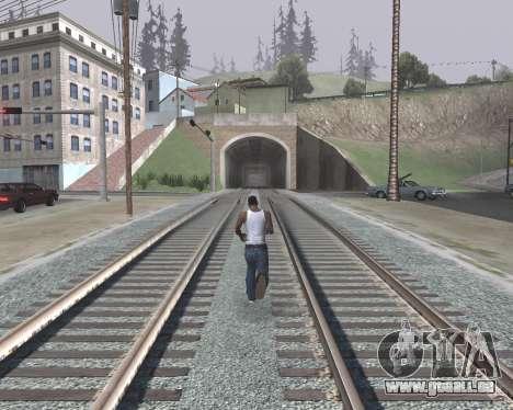 Colormod High Color pour GTA San Andreas quatrième écran
