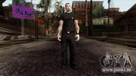 GTA 4 Skin 88 für GTA San Andreas