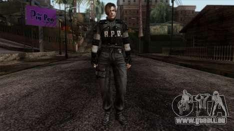 Resident Evil Skin 7 für GTA San Andreas