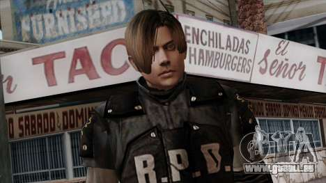 Resident Evil Skin 7 für GTA San Andreas dritten Screenshot