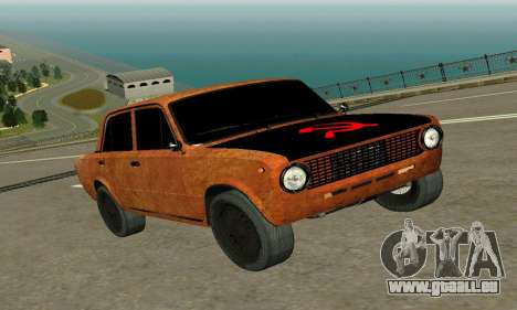 VAZ 2101 Ratlook v2 pour GTA San Andreas