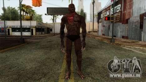 Resident Evil Skin 10 für GTA San Andreas