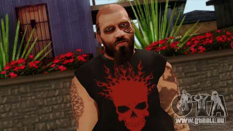GTA 4 Skin 43 für GTA San Andreas dritten Screenshot