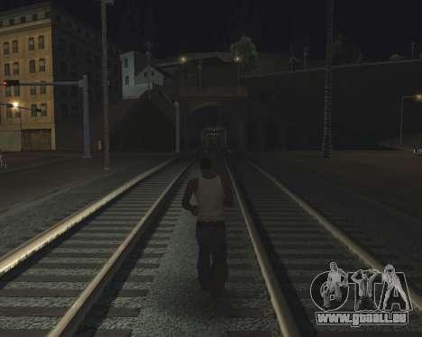 Colormod High Color pour GTA San Andreas septième écran