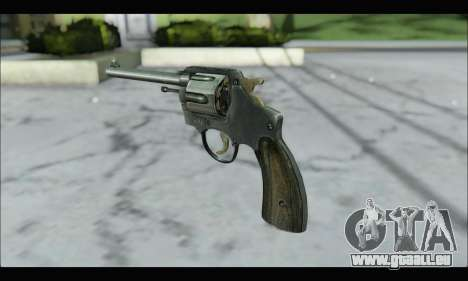 Colt Offical Police pour GTA San Andreas