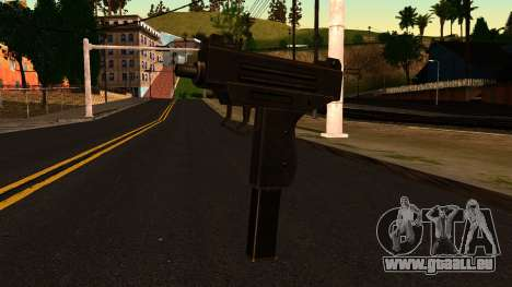 Micro SMG from GTA 4 pour GTA San Andreas