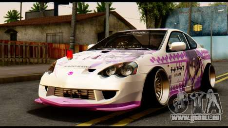 Honda Integra 2002 pour GTA San Andreas
