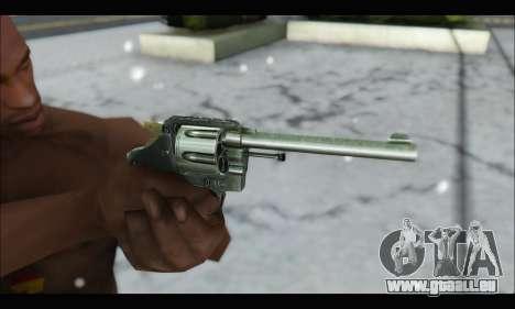 Colt Offical Police pour GTA San Andreas quatrième écran