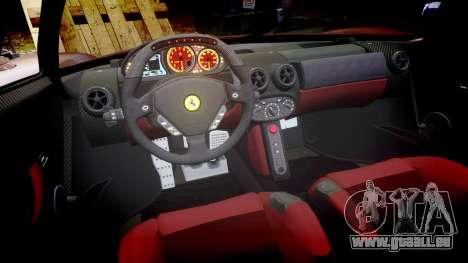 Ferrari Enzo 2002 [EPM] pour GTA 4 est un côté