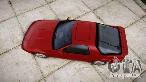 Mazda RX-7 1990 FC3s [EPM] pour GTA 4