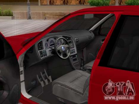 Saab 95 pour GTA San Andreas roue