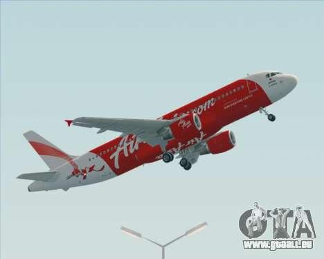 Airbus A320-200 Air Asia Japan für GTA San Andreas