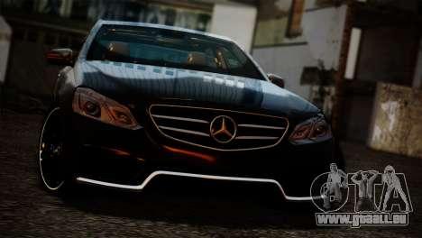 Mercedes-Benz E63 AMG 2014 für GTA San Andreas