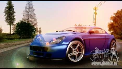 GTA 5 Dewbauchee Rapid GT Coupe [HQLM] pour GTA San Andreas