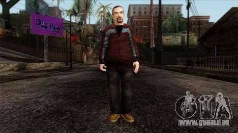 GTA 4 Skin 63 pour GTA San Andreas