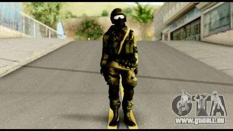 Attack Plane from Battlefield 4 für GTA San Andreas