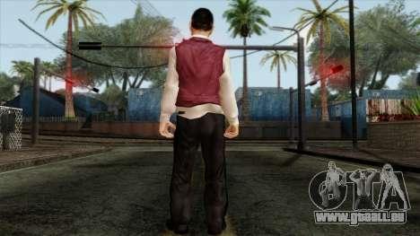 GTA 4 Skin 93 pour GTA San Andreas deuxième écran