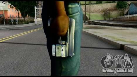 Socom from Metal Gear Solid pour GTA San Andreas troisième écran